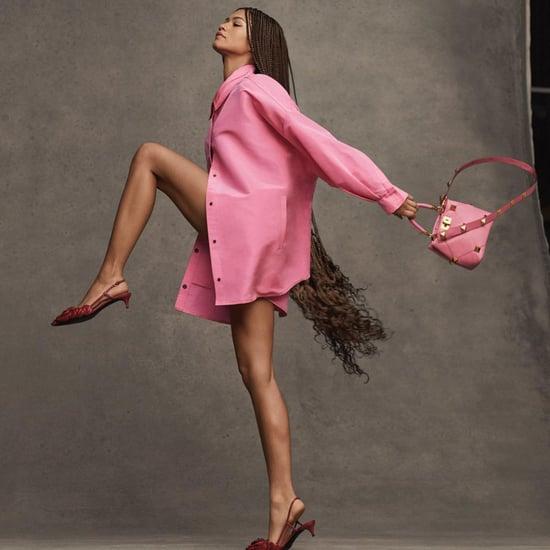 See Zendaya's Valentino Collezione Milano Campaign | Photos