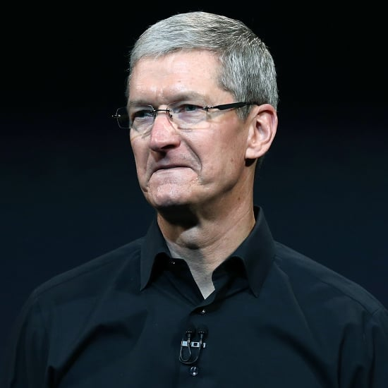 Tim Cook Accidentally Outed on CNBC   Video