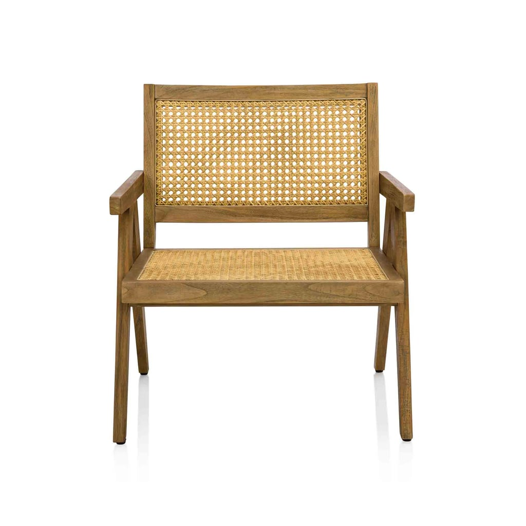 If you've only got space for one seat, make it a swoon-worthy (and comfortable) one. Torres Outdoor Lounge Chair ($360)