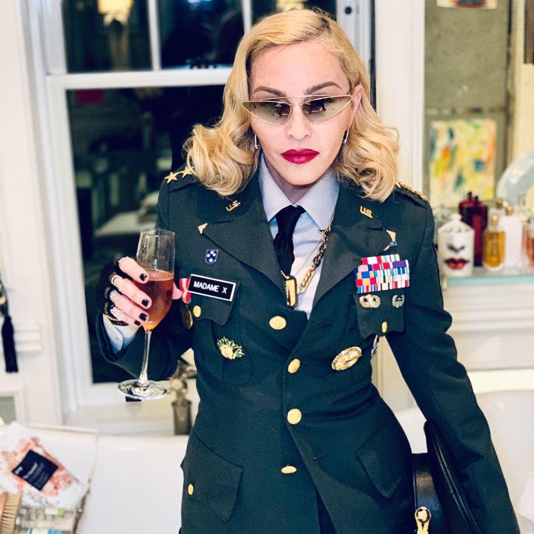 Madonna 61st Birthday Party Pictures 2019 | POPSUGAR Celebrity UK