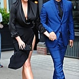 John and Chrissy got dolled up for a night out in NYC in May.