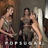 Pictured: Blake Lively, Gigi Hadid and Ariana Grande