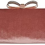 Ted Baker Cena Statement Bow Clutch