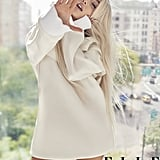 Ariana Grande Elle Cover Long Hair August 2018