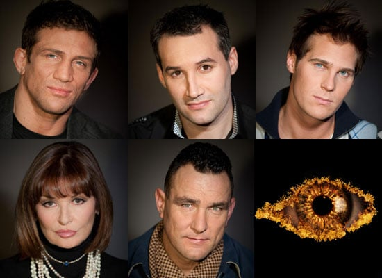Photos and Poll on 2010 Celebrity Big Brother Winner Alex Reid, Dane Bowers, Jonas Altberg, Stephanie Beacham, Vinnie Jones