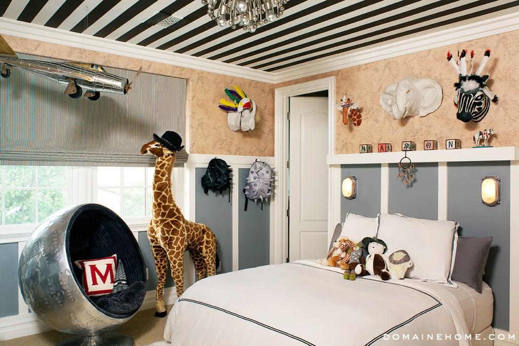 Kourtney Kardashian S Rooms For Mason And Penelope Disick