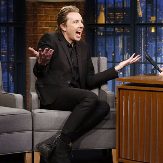Dax Shepard on Seth Meyers March 2017