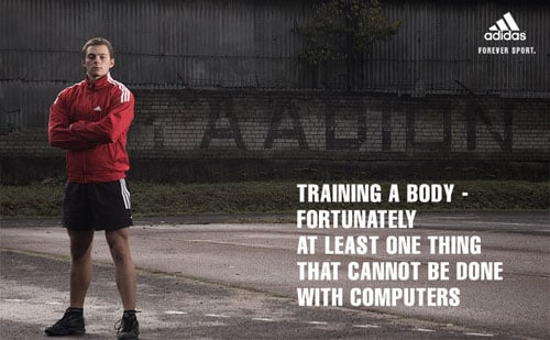 Training For Success | The Best Fitness Ads | POPSUGAR ...