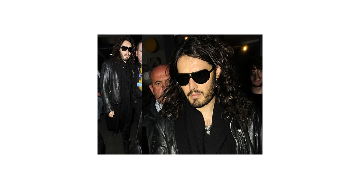 Photos Of Russell Brand Out In Soho Last Night - Chugga