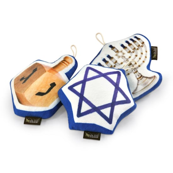 Hanukkah Dog Toys Your Pet Will Love