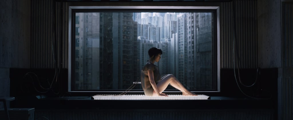See the Exclusive Ghost in the Shell Clip Only Tokyo Fans and Press Got to See