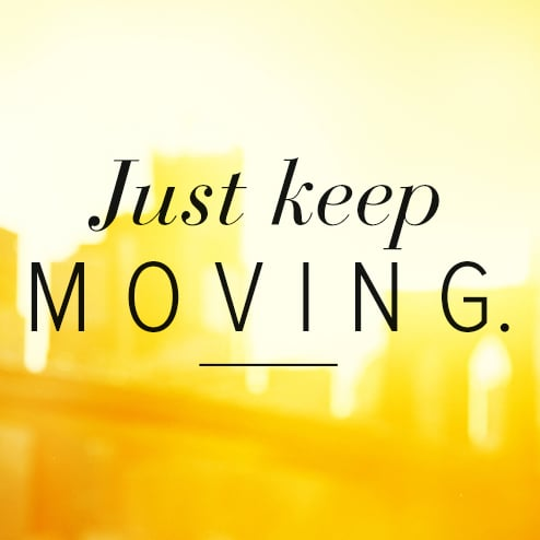 Fitness Motivation to Keep Moving When Running