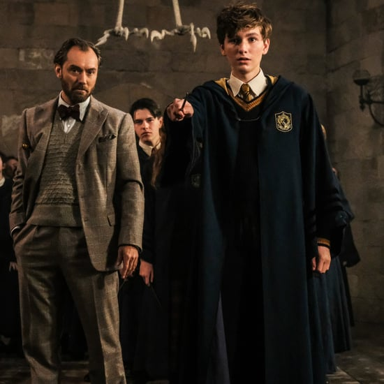 Who Plays Young Newt Scamander in Fantastic Beasts?