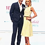 Giuliana Rancic Wearing Veronica Maine