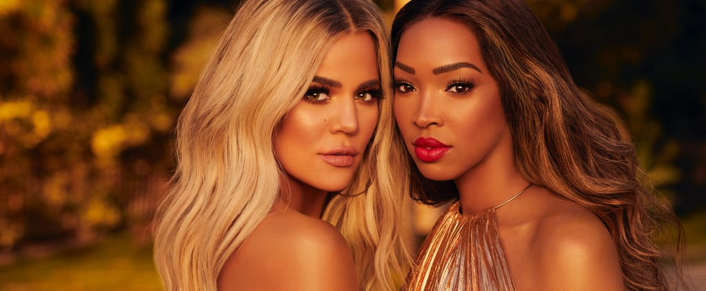 Khloe Kardashian Malika Haqq Becca Cosmetics Makeup Collection