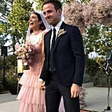 Mandy Moore Wedding Dress