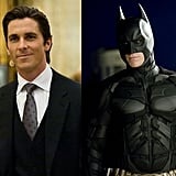 Christian Bale as Bruce Wayne/Batman