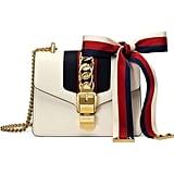 Gucci Mini Sylvie Leather Shoulder Bag ($2,200)