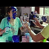The Paint Fight