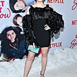 Willow Shields at the Let It Snow Premiere