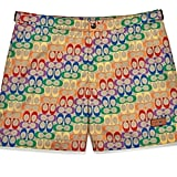 Coach Rainbow Signature Swim Trunks
