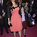 Salma Hayek and Her Daughter, Valentina | Pictures