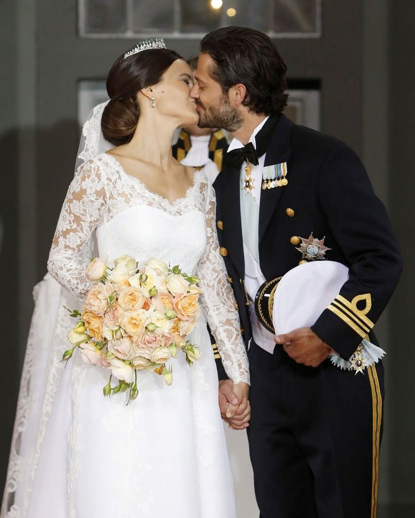 PDA at Swedish Royal Wedding 2015 | Pictures