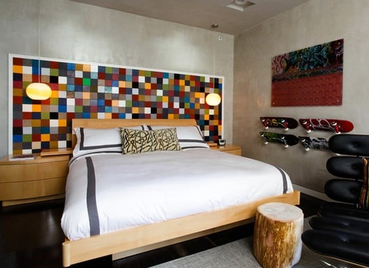 Home Away From Home: A Skate-Inspired Hotel Suite