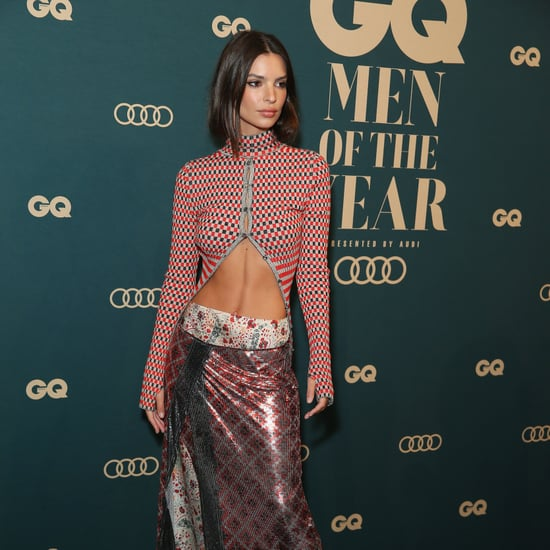 Emily Ratajkowski's Outfit at GQ Men of the Year Awards 2018