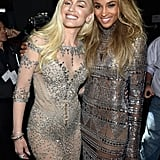 Pictured: Gwen Stefani and Ciara