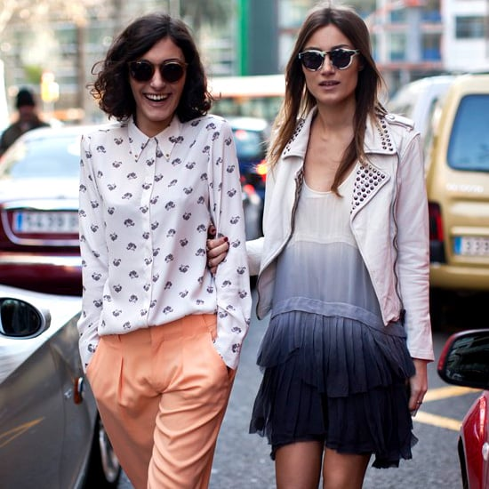 Best Silk Tops For Spring 2012
