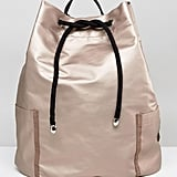 ASOS Oversized Drawstring Duffle Bag