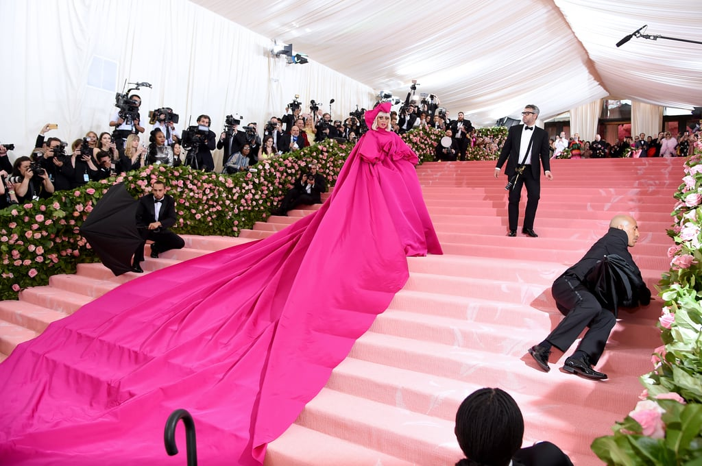Lady Gaga Just Performed an Entire Magic Show at the Met Gala, and It Was the Definition of Camp