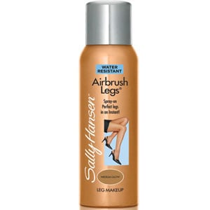 Spray On Perfect Legs in an Instant!