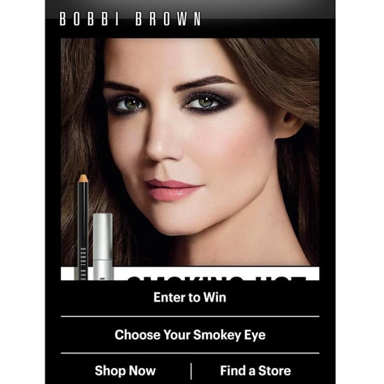 Bobbi Brown and Blippar App Team Up For Katie Holmes Ad