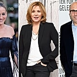 October: Kim Cattrall vs. Sarah Jessica Parker and Willie Garson