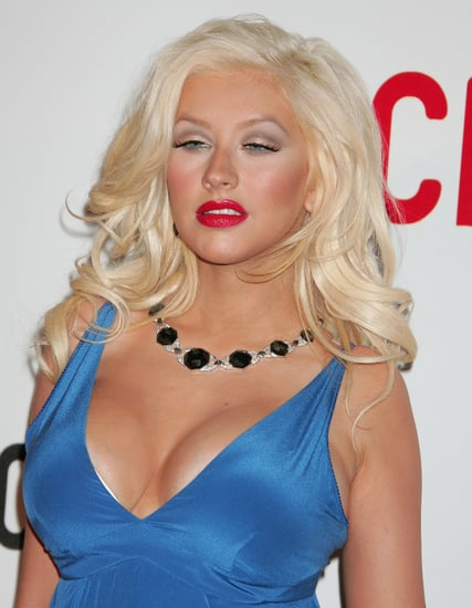 Christina Aguilera Rocks the Vote