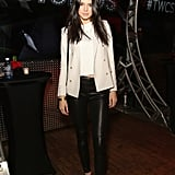 Kendall Jenner was among the guests at the Revolt party.