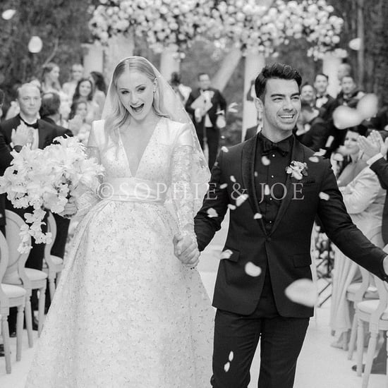 Sophie Turner and Joe Jonas France Wedding Pictures