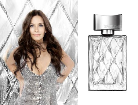 Courteney Cox To be the New Spokesperson for Avon's Spotlight Fragrance