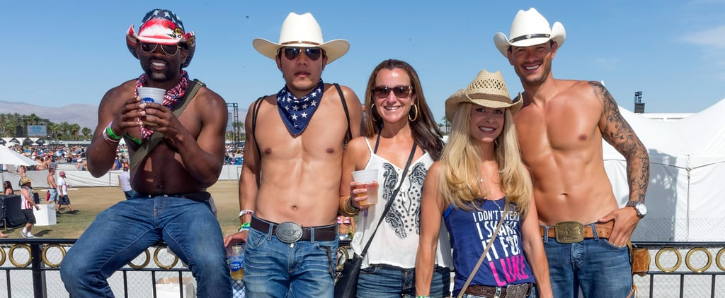 18 Types of Guys You Meet at a Country Music Concert
