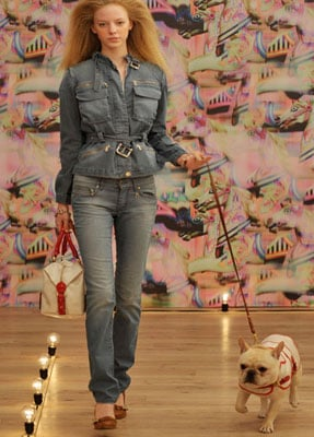 New Product Alert! Mulberry Spring/Summer 2010 Dog Collection