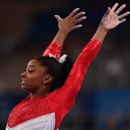 "Simone Biles Explains How Gymnastics ""Twisties"" Feel For Her"