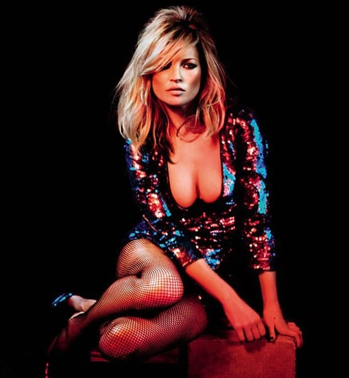Kate Moss for Topshop:Christmas Collection