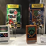 If you recall begging your sibling for a chance to play on their electronic sports game — the first handheld video game! — you're about to get a kick right in the nostalgia. Electronic sports — baseball, football, basketball, and more — are back and ready to educate a new age of kids in both bribery tactics and sibling rivalry.