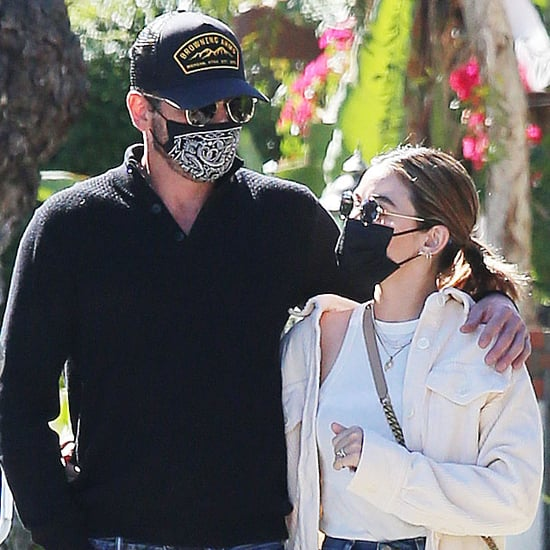 Are Skeet Ulrich and Lucy Hale Dating?