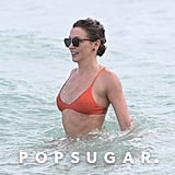 Katie Cassidy Bikini Photos December 2015