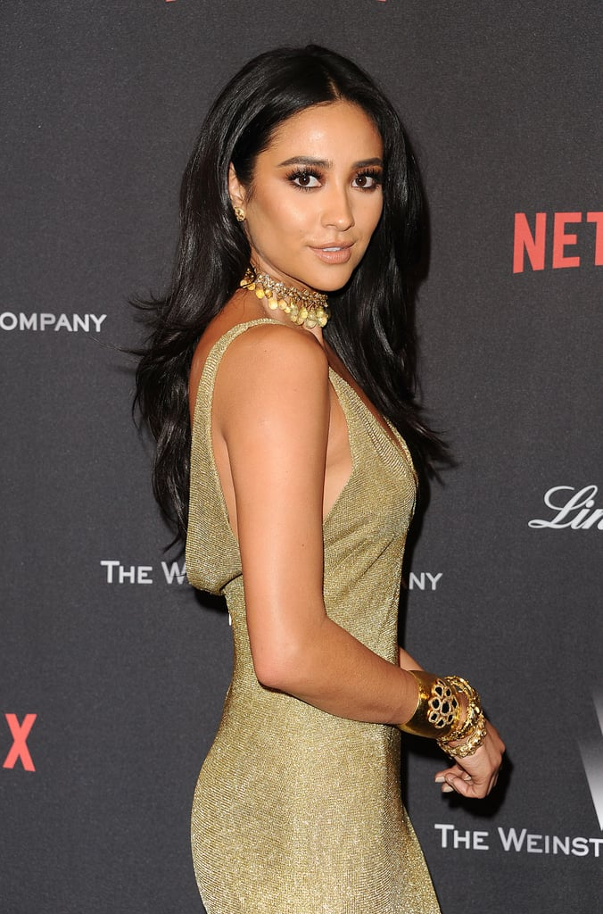 Shay Mitchell: April 10