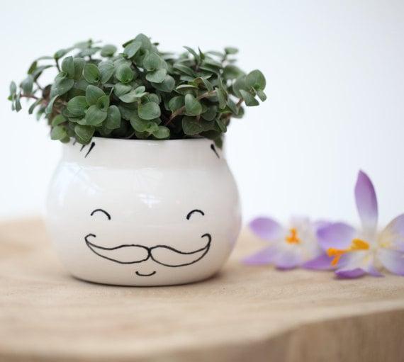 Moustache Face Planter
