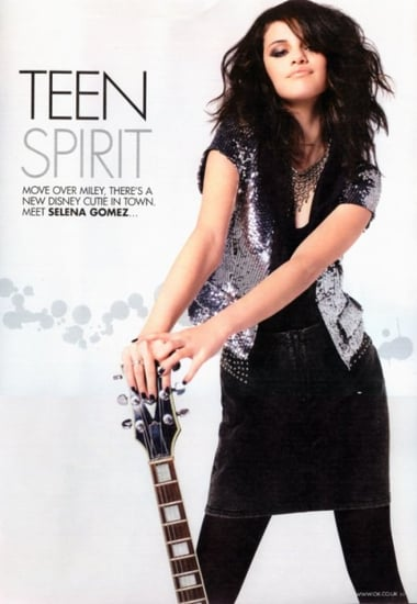 selena gomez does OK magazine march 2009